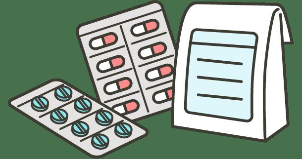 きめ細やかな服薬管理